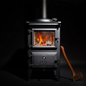 Bakeheart fatüzelésű kézműves tűzhely és kályha