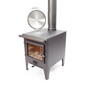 Warmheart kézműves fatüzelésű  tűzhely és kályha